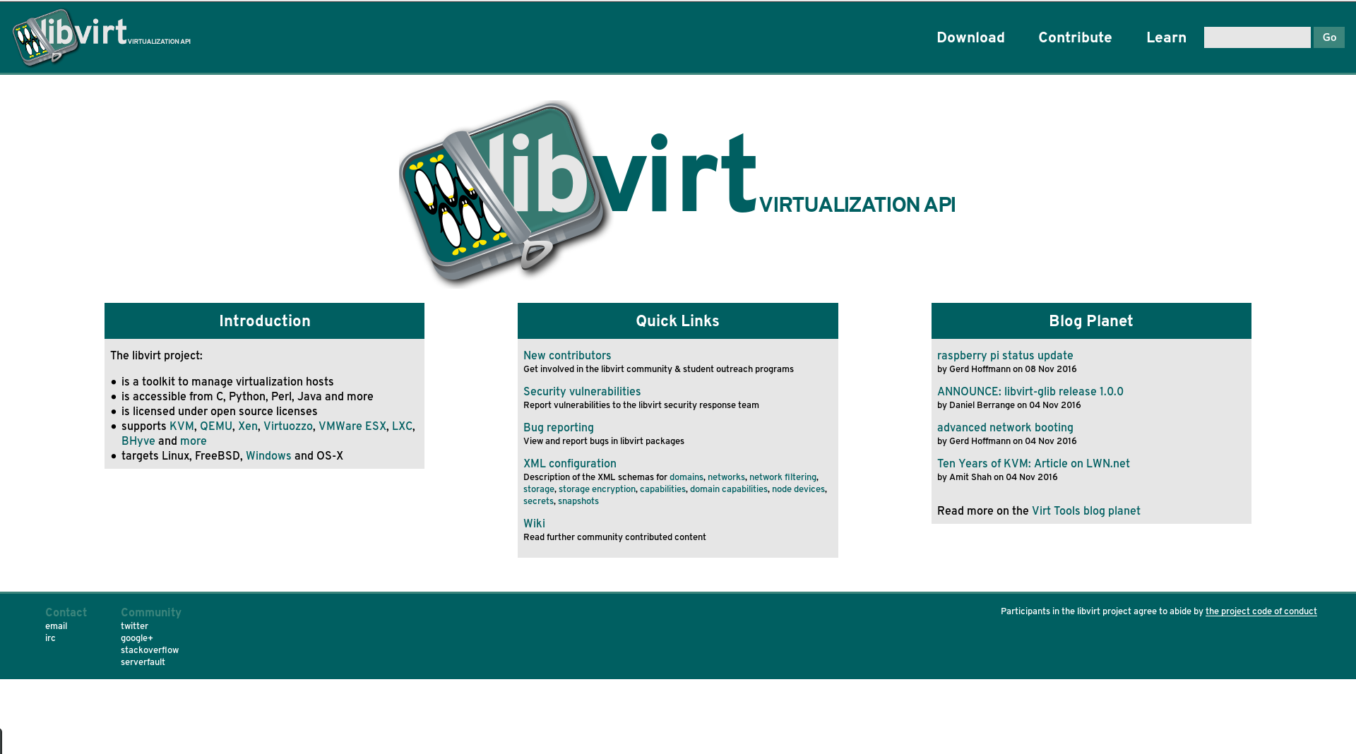 libvirt-website-v3-index